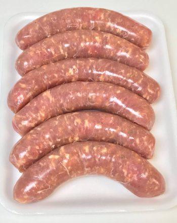 Vacuum Sealed Fresh Sausage's